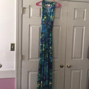 Chiffon Sophia Formal Dress, maxi
